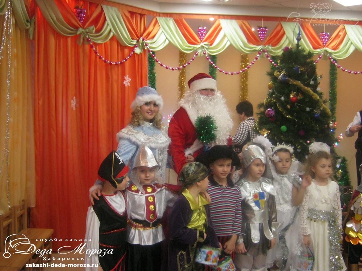 Сценарии детского новогоднего утренника для начальной школы