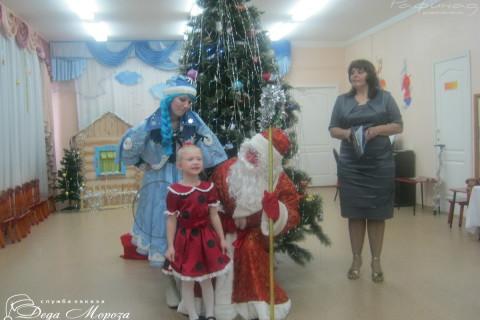 Стих Деду Морозу на утреннике Хабаровск.